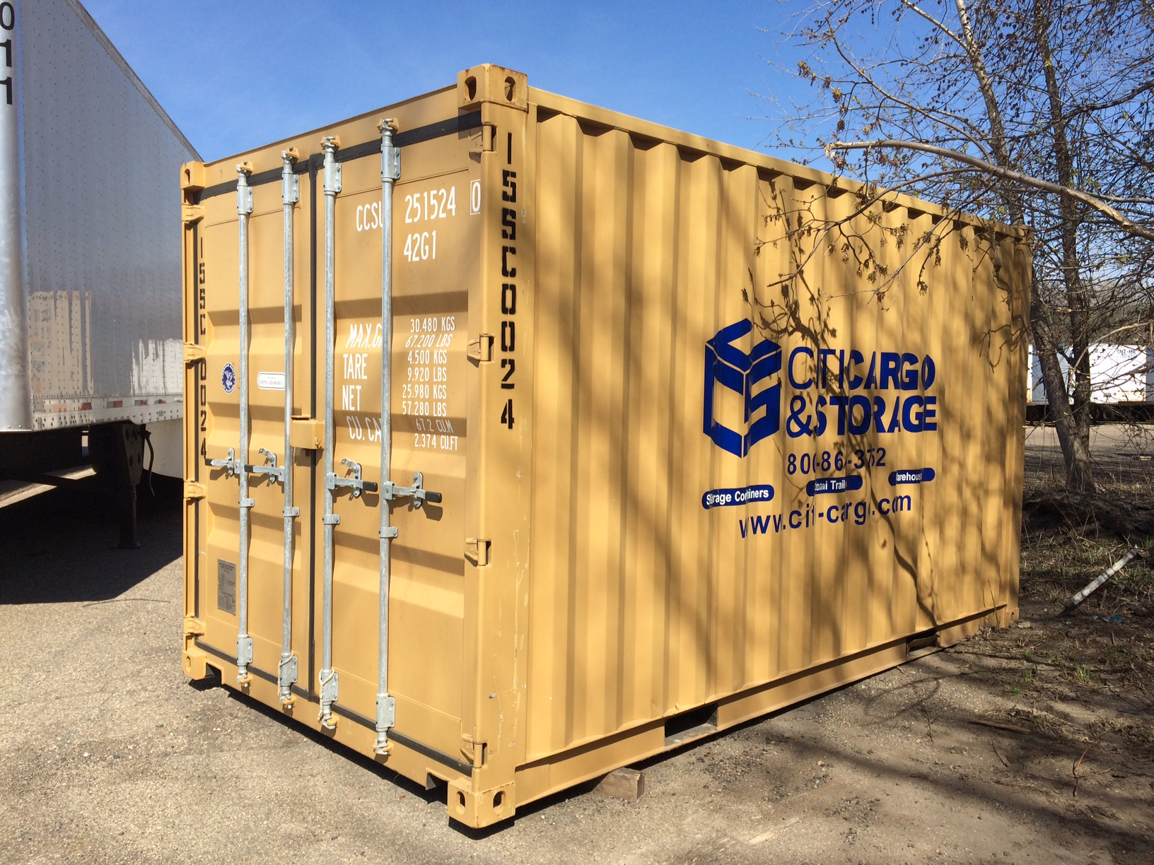 Standard Storage Containers | Minneapolis | St  Paul | MN