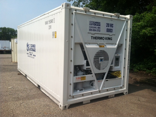 Refrigerated Storage Containers | Minneapolis | St  Paul | MN