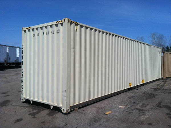 Hi cube storage containers minneapolis st paul mn for Tall shipping container