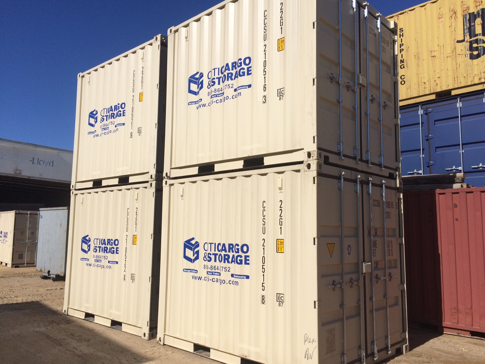 Standard Storage Containers Minneapolis St Paul MN