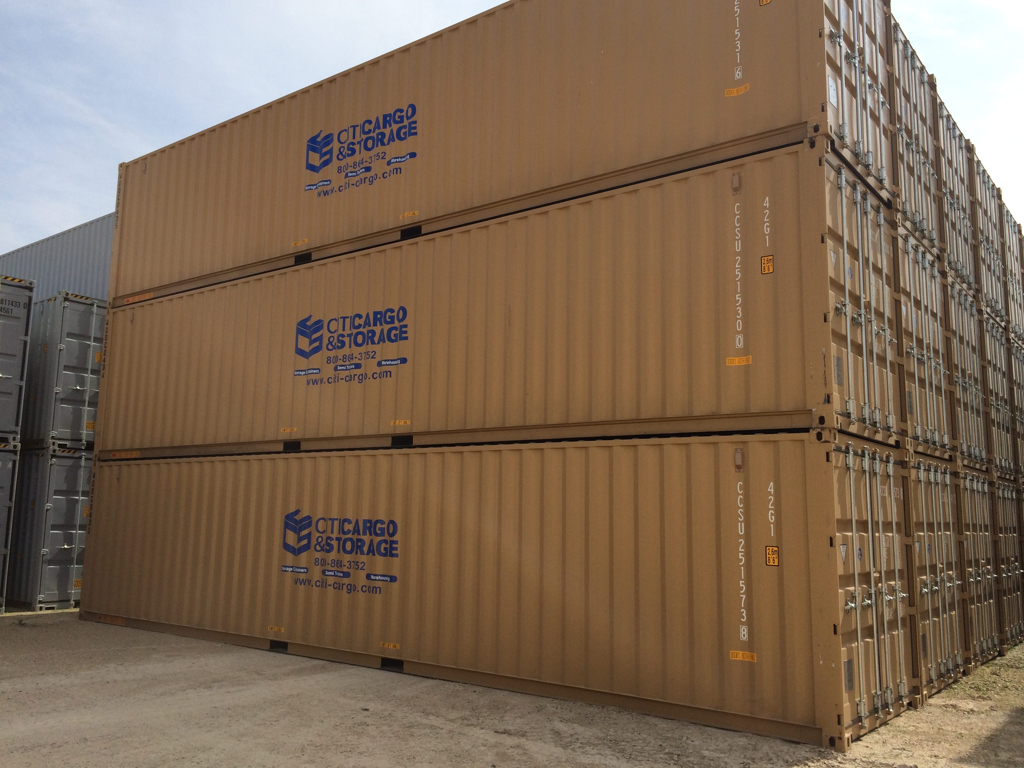 Storage Containers Minnesota On Site Portable and Mobile Storage