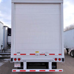 new 53' roll door trailer