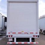 new 53' roll door trailer
