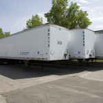 local shuttle and cartage trailers