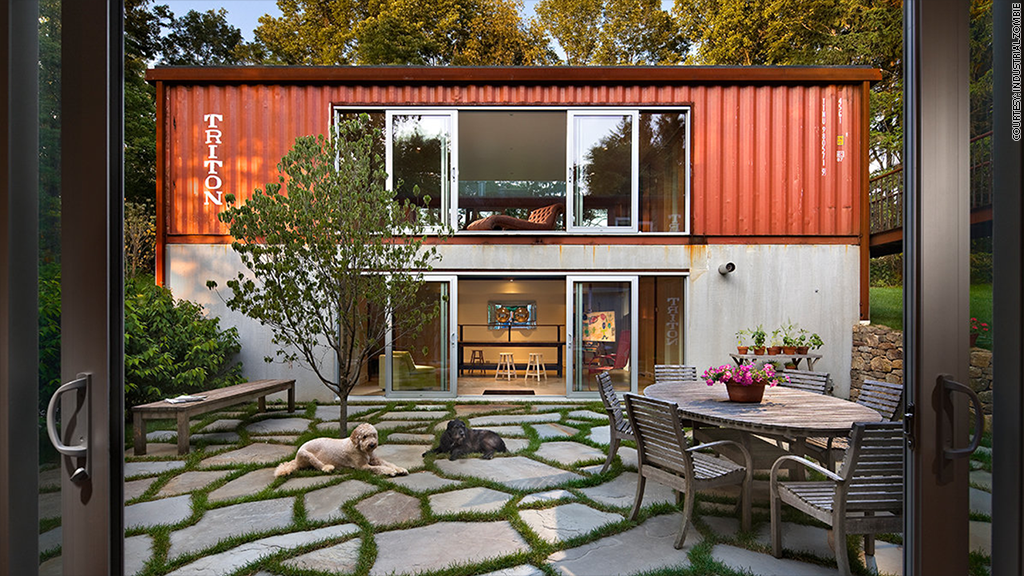 Superior Shipping Container Home