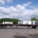 "flatbed trailer 53' x 102"""